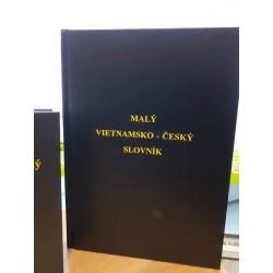 Malý vietnamsko-český slovník / Từ điển nhỏ Việt - Séc
