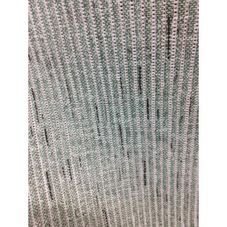 pěnová předložka do koupelny metráž 130cm šíře - zelené