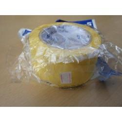 Lemovka na koberce 48mm 10m - jednostranná jednobarevná - žlutá