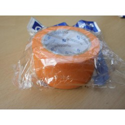 Lemovka na koberce 48mm 10m - jednostranná jednobarevná - oranžová