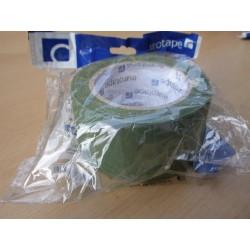 Lemovka na koberce 48mm 10m - jednostranná jednobarevná - tmavě zelená