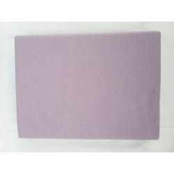 Prostěradlo U Kočky Jersey 90*200 cm fialková