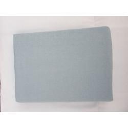 Prostěradlo U Kočky Jersey 90*200 cm světle modrá