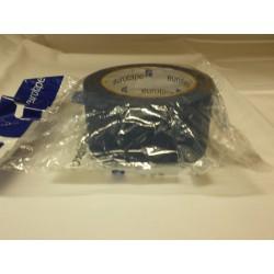 Lemovka na koberce 48mm 10m - jednostranná jednobarevná - tmavě modrá