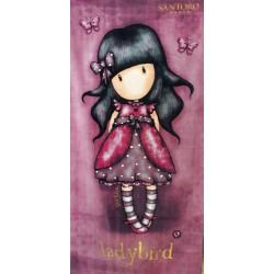 ručník Santoro Ladybird 70*140cm