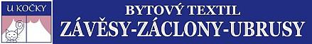Bytový textil U Kočky  + eshop.bytovytextilukocky.cz